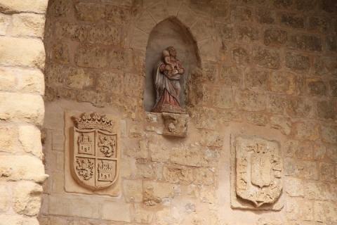 1540 Castillo en Alcala