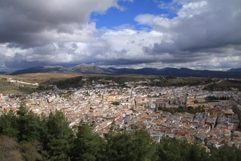 1548 Castillo en Alcala