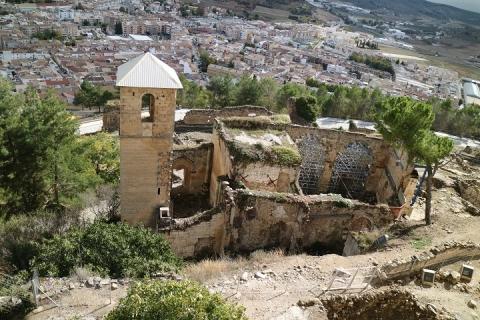 1566 Castillo en Alcala-M