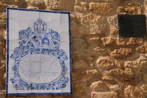 1571 Castillo en Alcala