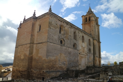 1593 Castillo en Alcala-M