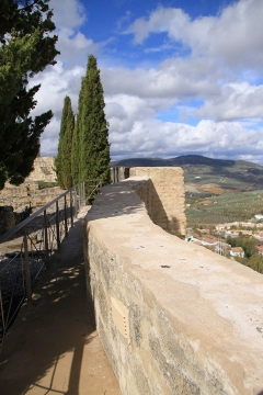 1607 Castillo en Alcala