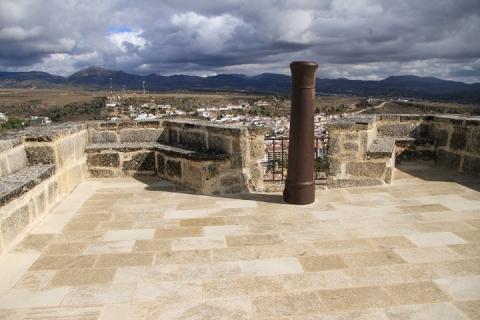 1612 Castillo en Alcala