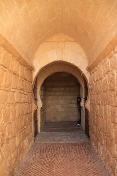1649 Castillo en Alcala