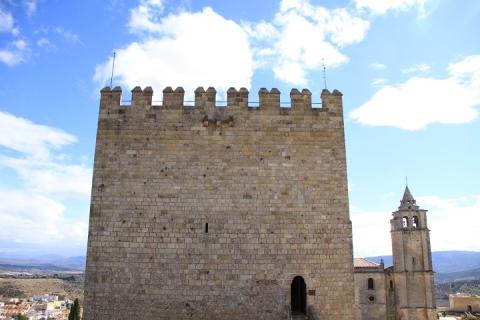 1670 Castillo en Alcala
