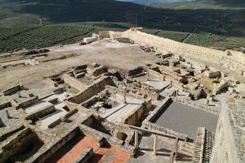 1672 Castillo en Alcala-M