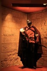 1676 Castillo en Alcala