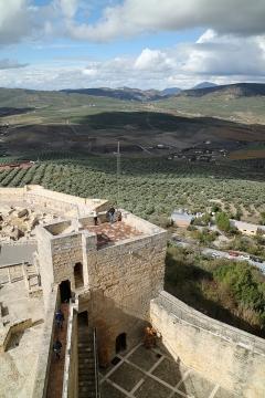 1683 Castillo en Alcala-M