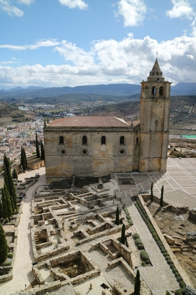 1688 Castillo en Alcala-M