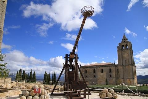 1709 Castillo en Alcala