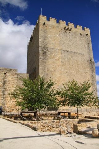 1708 Castillo en Alcala