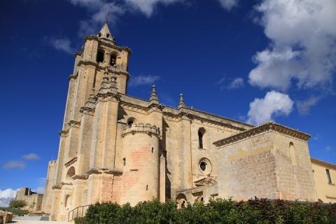 1736 Iglesia de Castillo en Alcala