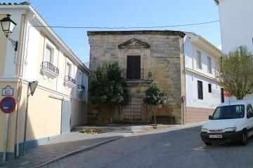 1775 Convento del Rosario Fachada-M