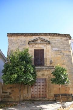 1777 Convento del Rosario Fachada