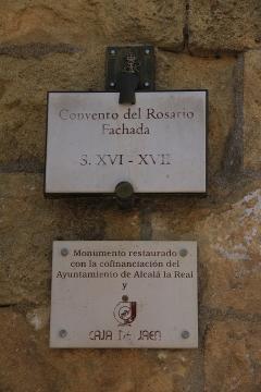 1781 Convento del Rosario Fachada