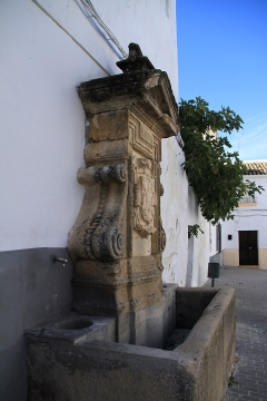 1783 Fuente Alcala