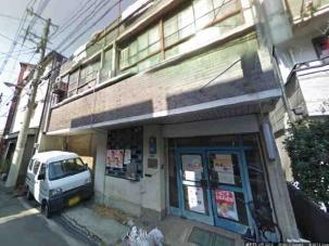 大阪府委員会 旧建物