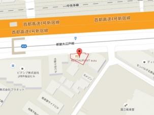 民青中央委員会 地図