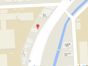 旧、福井県委員会 地図