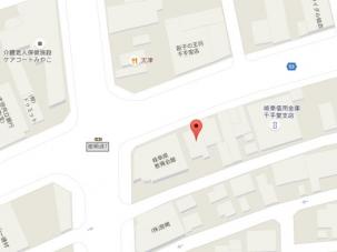 岐阜県委員会 地図