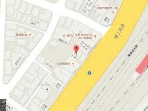 神奈川県委員会 地図