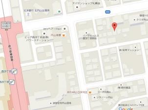 北海道委員会 地図
