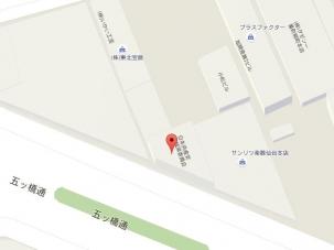 宮城県委員会 地図