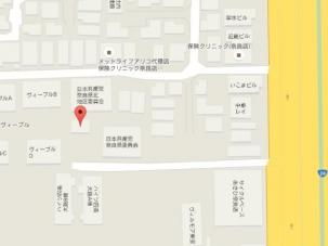 奈良県委員会 地図