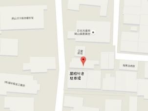 岡山県委員会 地図