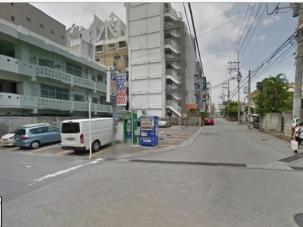 沖縄県委員会 建物跡