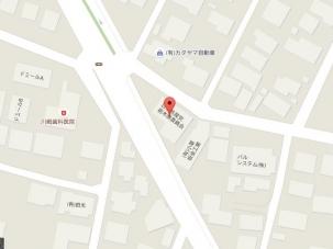 栃木県委員会 地図