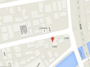 和歌山県委員会 地図