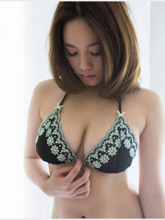 筧美和子 乳首ポチ発見!Hカップ爆乳おっぱいの勃起乳首 画像30枚 8