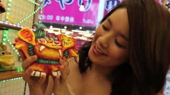 筧美和子 垂れ乳と噂のHカップ爆乳を水着グラビアで披露 画像40枚 22
