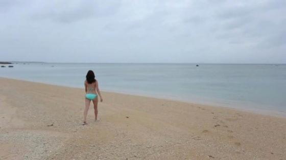 筧美和子 垂れ乳と噂のHカップ爆乳を水着グラビアで披露 画像40枚 25