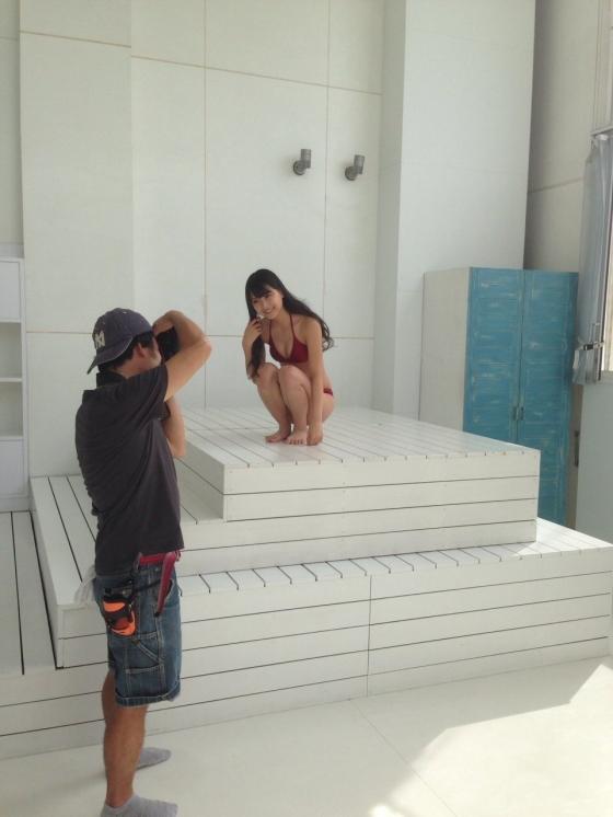 白間美瑠 乳輪チラした下着グラビアが公開されたアイドル 画像28枚 3