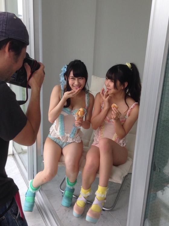白間美瑠 乳輪チラした下着グラビアが公開されたアイドル 画像28枚 7