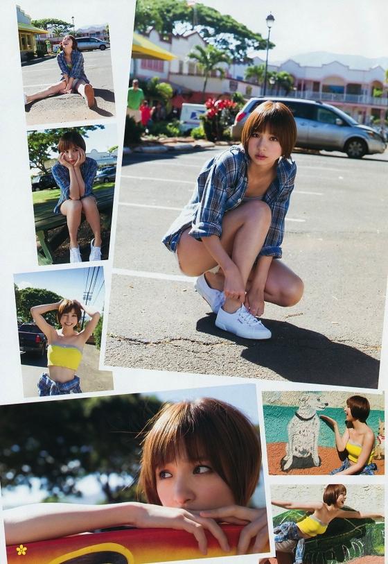 篠田麻里子 過激水着で乳輪チラを披露してしまったアイドル 画像28枚 15