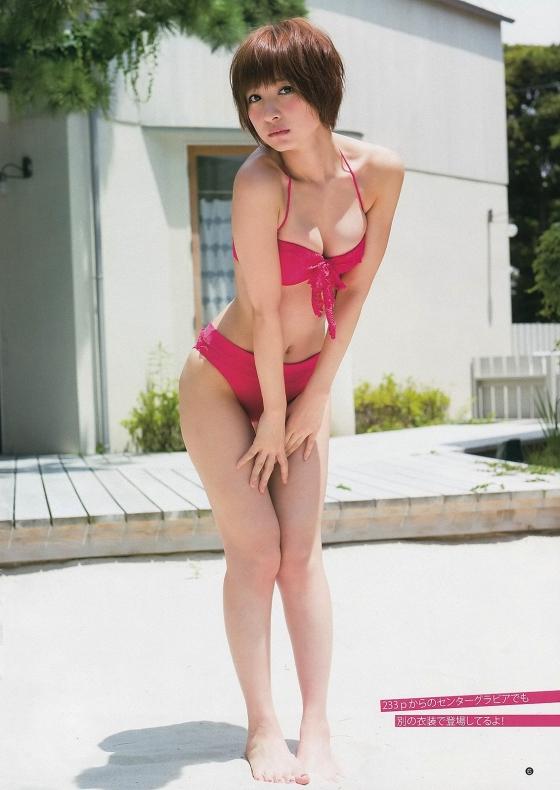 篠田麻里子 過激水着で乳輪チラを披露してしまったアイドル 画像28枚 27