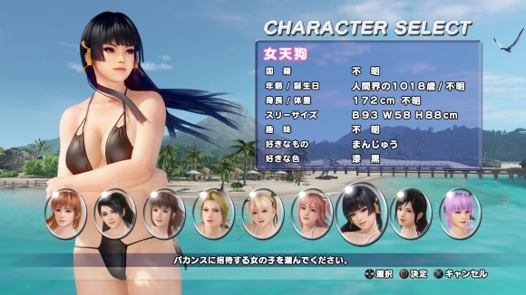 DEAD OR ALIVE Xtreme 3 Fortune_20160324192446