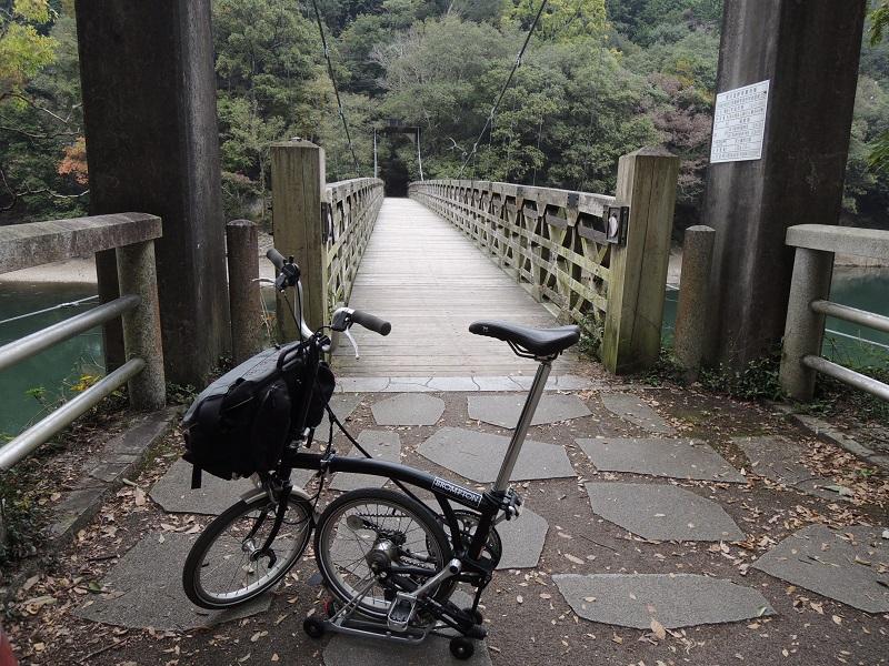天ヶ瀬吊橋