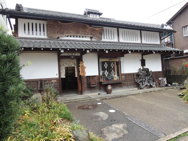 大津絵のお店