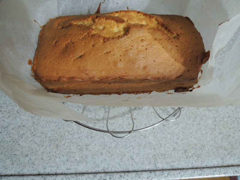 パウンドケーキ 工程7