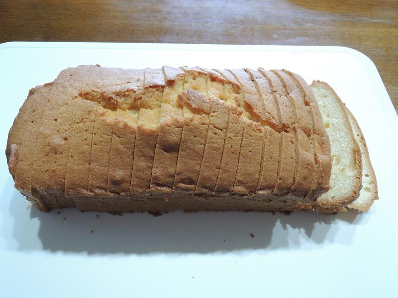 パウンドケーキ 工程8