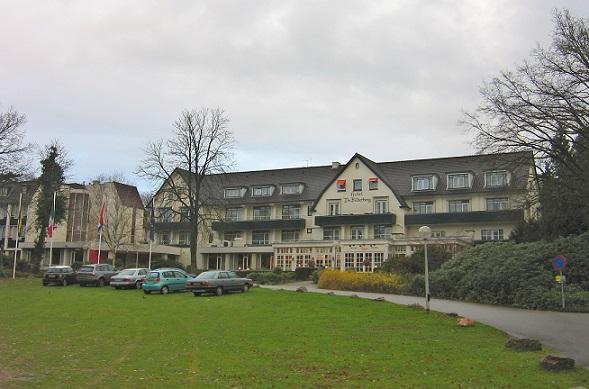 オランダのビルダーバーグホテル