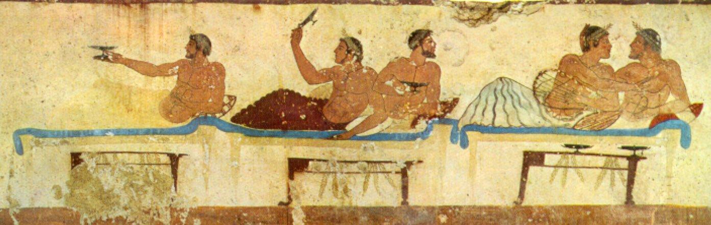 古代ギリシャのシンポシオン