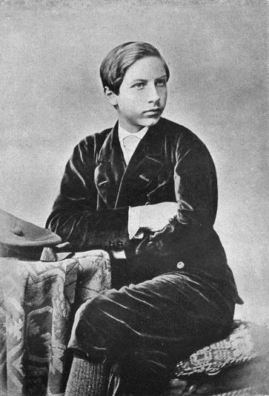 1874年のヴィルヘルム
