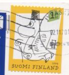 切手3  フィンランド