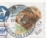切手11  ロシア