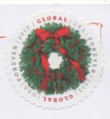 切手5  アメリカ